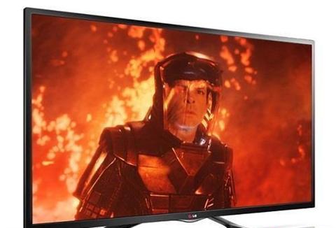 Đánh giá tivi LED LG 42LN5710 (P1)
