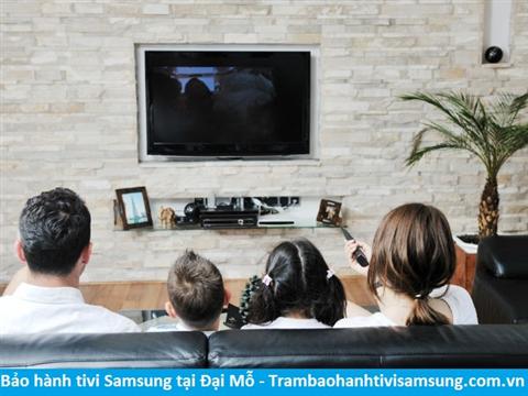 Bảo hành sửa chữa tivi Samsung tại Đại Mỗ