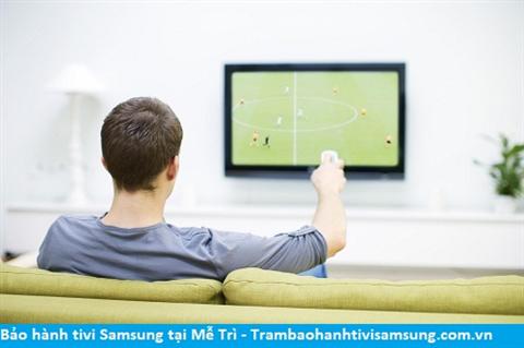 Bảo hành sửa chữa tivi Samsung tại Mễ Trì
