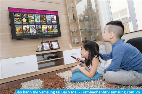 Bảo hành sửa chữa tivi Samsung tại Bạch Mai