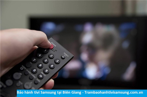 Bảo hành sửa chữa tivi Samsung tại Biên Giang