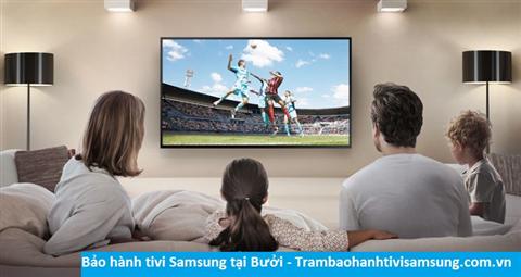 Bảo hành sửa chữa tivi Samsung tại Bưởi