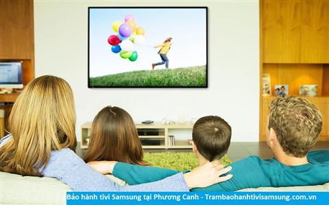 Bảo hành sửa chữa tivi Samsung tại Phương Canh