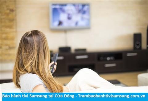 Bảo hành sửa chữa tivi Samsung tại Cửa Đông