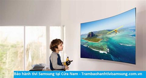 Bảo hành sửa chữa tivi Samsung tại Cửa Nam