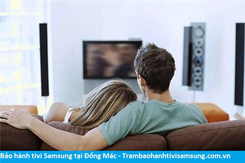 Bảo hành sửa chữa tivi Samsung tại Đống Mác