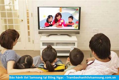 Bảo hành sửa chữa tivi Samsung tại Đông Ngạc