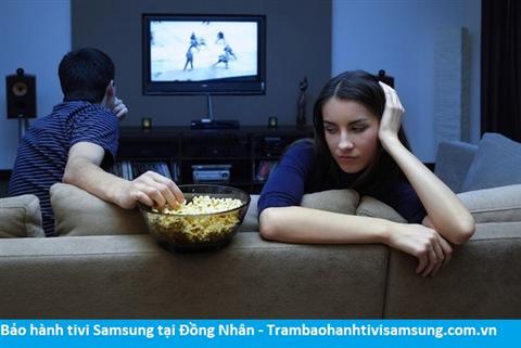 Bảo hành sửa chữa tivi Samsung tại Đồng Nhân