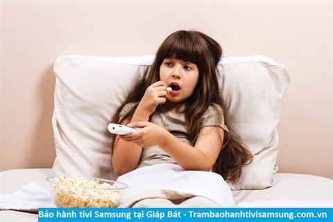 Bảo hành sửa chữa tivi Samsung tại Giáp Bát