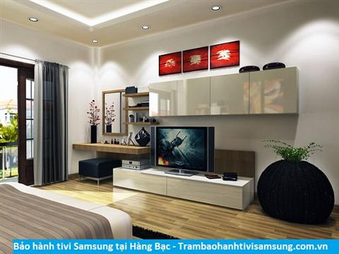 Bảo hành sửa chữa tivi Samsung tại Hàng Bạc