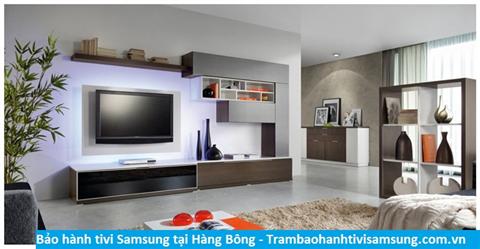 Bảo hành sửa chữa tivi Samsung tại Hàng Bông