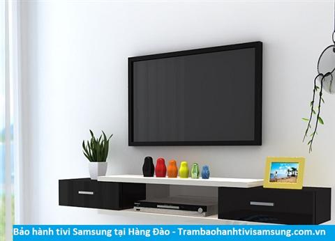 Bảo hành sửa chữa tivi Samsung tại Hàng Đào