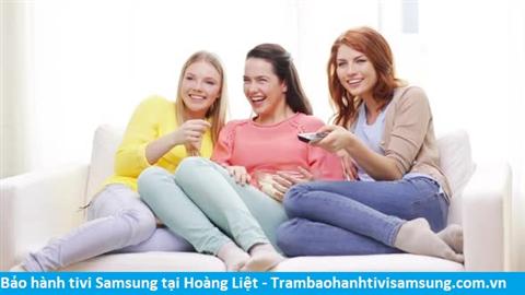 Bảo hành sửa chữa tivi Samsung tại Hoàng Liệt