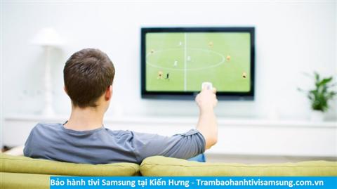 Bảo hành sửa chữa tivi Samsung tại Kiến Hưng