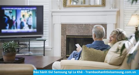 Bảo hành sửa chữa tivi Samsung tại La Khê