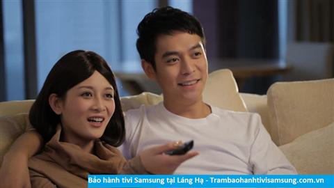 Bảo hành sửa chữa tivi Samsung tại Láng Hạ