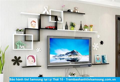 Bảo hành sửa chữa tivi Samsung tại Lý Thái Tổ
