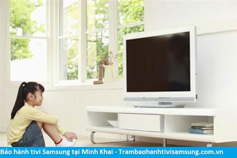 Bảo hành sửa chữa tivi Samsung tại Minh Khai