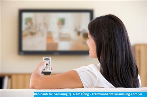 Bảo hành sửa chữa tivi Samsung tại Nam Đồng