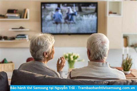 Bảo hành sửa chữa tivi Samsung tại Nguyễn Trãi