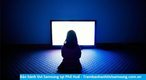 Bảo hành sửa chữa tivi Samsung tại Phố Huế