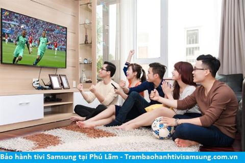 Bảo hành sửa chữa tivi Samsung tại Phú Lãm
