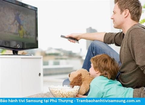 Bảo hành sửa chữa tivi Samsung tại Phú Thượng