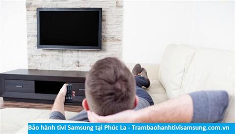 Bảo hành sửa chữa tivi Samsung tại Phúc La