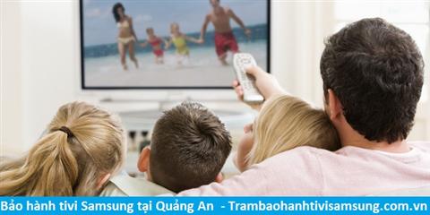 Bảo hành sửa chữa tivi Samsung tại Quảng An