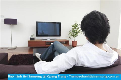 Bảo hành sửa chữa tivi Samsung tại Quang Trung