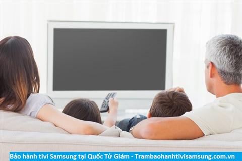 Bảo hành sửa chữa tivi Samsung tại Quốc Tử Giám