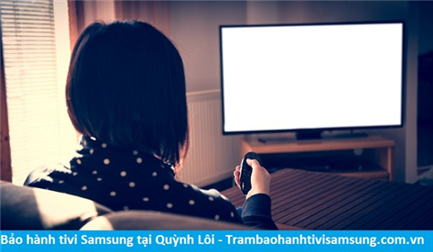 Bảo hành sửa chữa tivi Samsung tại Quỳnh Lôi