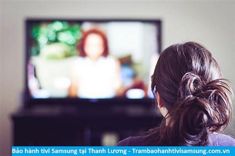 Bảo hành sửa chữa tivi Samsung tại Thanh Lương
