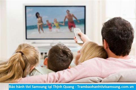Bảo hành sửa chữa tivi Samsung tại Thịnh Quang