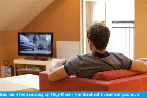Bảo hành sửa chữa tivi Samsung tại Thụy Khuê