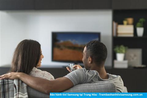 Bảo hành tivi Samsung tại Trung Hòa
