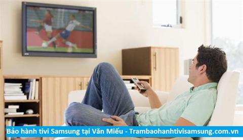Bảo hành sửa chữa tivi Samsung tại Văn Miếu
