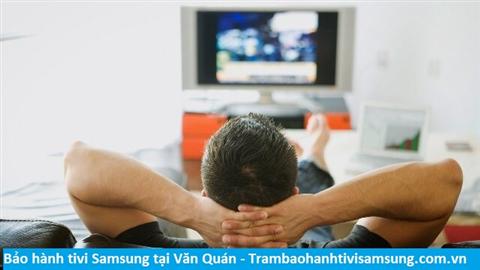 Bảo hành sửa chữa tivi Samsung tại Văn Quán