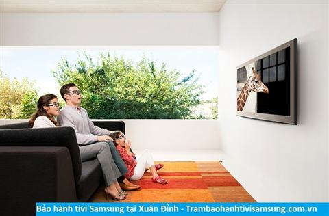 Bảo hành sửa chữa tivi Samsung tại Xuân Đỉnh