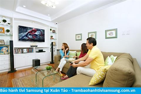 Bảo hành sửa chữa tivi Samsung tại Xuân Tảo