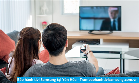 Bảo hành sửa chữa tivi Samsung tại Yên Hòa