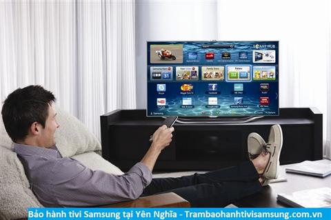 Bảo hành sửa chữa tivi Samsung tại Yên Nghĩa