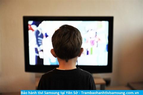 Bảo hành sửa chữa tivi Samsung tại Yên Sở