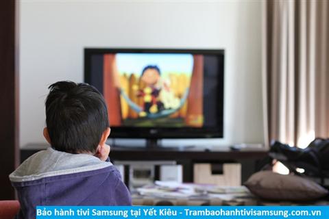 Bảo hành sửa chữa tivi Samsung tại Yết Kiêu