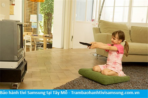 Bảo hành sửa chữa tivi Samsung tại Tây Mỗ