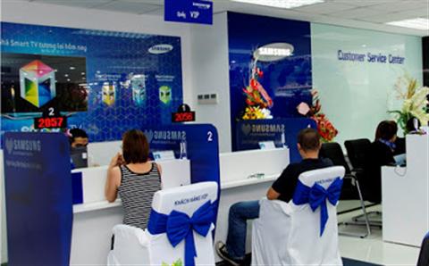 Trạm bảo hành tivi Samsung tại Tiền Giang