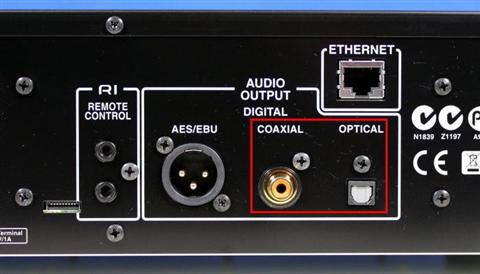 Cổng composite - những kết nối cơ bản trên tivi