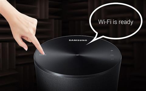 Hướng dẫn cách kết nối loa không dây Samsung WAM1500 với Smart tivi Samsung qua wifi