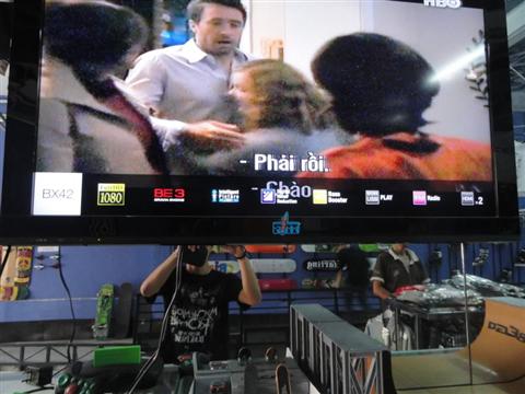 Cách sửa Tivi samsung bị lỗi demo