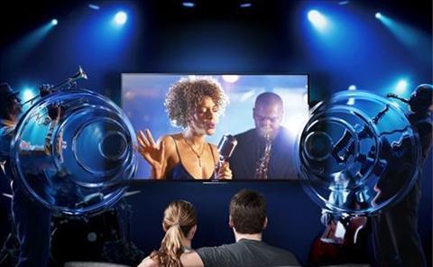 Đánh giá tivi LED 3D Panasonic TH-L55ET60V - 55 inches
